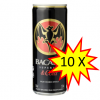 10 Bacardi Rum&Cola